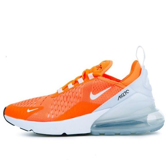 b6bb63770c Nike Shoes | Womens Air Max 270 Total Orange Sz 85 | Poshmark